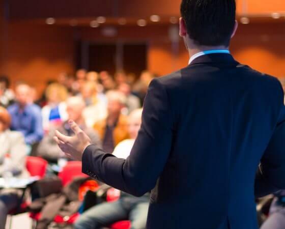 Auftritts- und Präsentationstraining